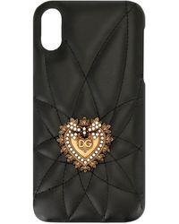 Dolce & Gabbana - Sacred Heart Iphone Xr ケース - Lyst