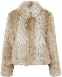 Unreal Fur 'Wild Thing' Jacke - Mehrfarbig