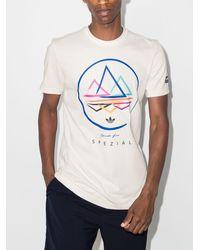 adidas Spzl Birchall Tシャツ - ホワイト