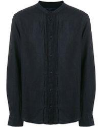 Natural Selection - Grandad Button Shirt - Lyst