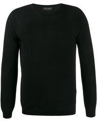 Roberto Collina Knitted Jumper - Black