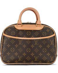 Louis Vuitton - 2006 トゥルーヴィル モノグラム ハンドバッグ - Lyst