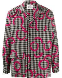 Vivienne Westwood Pinocchio Circles ジャケット - マルチカラー