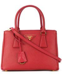 Prada - Mini 'Galleria' Handtasche - Lyst