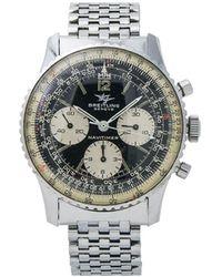 Breitling Наручные Часы Navitimer Pre-owned 40 Мм 1961-го Года - Черный