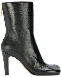 Bottega Veneta Bloc ブーツ - ブラック