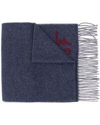 Ferragamo - モノグラム スカーフ - Lyst