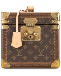 Louis Vuitton Trousse make-up Pre-owned Boite Flacons - Marrone