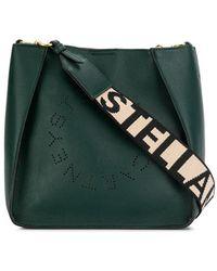 Stella McCartney - Stella Logo Shoulder Bag - Lyst