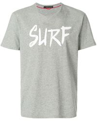 Perfect Moment - T-shirt con motivo stampato 'Surf' - Lyst