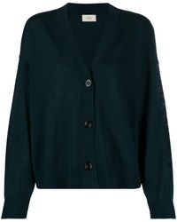 Altea Knitted Cardigan - Green