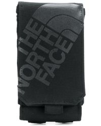 The North Face Logo Belt Phone Case - Black