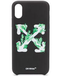 Off-White c/o Virgil Abloh IPhone XS-Hülle mit Pfeilen - Mehrfarbig