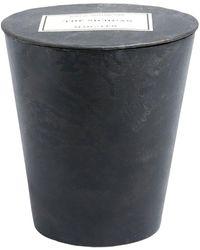 Mad Et Len Narcotic Tubureuse Bougie Vestimentale Candle - Black