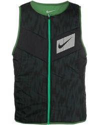 Nike リバーシブル ジレ - ブラック