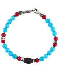 Roman Paul - Beaded Bracelet - Lyst
