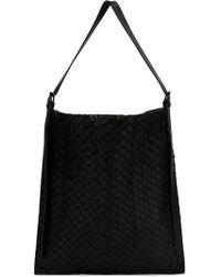 Osklen - Pirarucu Leather Tote - Lyst