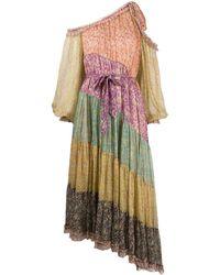 Zimmermann Carnaby フローラル ドレス - マルチカラー