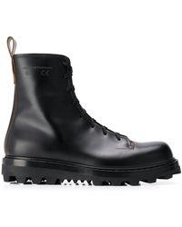 OAMC チャンキーソール ブーツ - ブラック