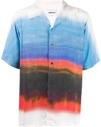 Ambush Hawaiiaans Shirt - Blauw