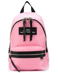 Marc Jacobs The Medium Backpack - Brown