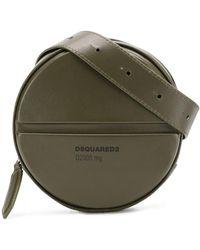 DSquared² Logo Round Belt Bag - Green