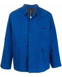 Mackintosh Drizzle ジャケット - ブルー