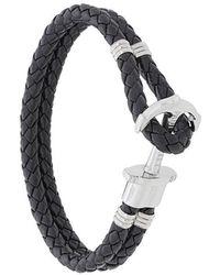 PAUL HEWITT - Braided Bracelet - Lyst