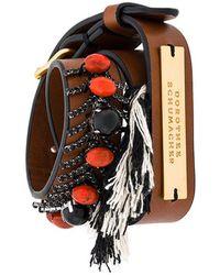 Dorothee Schumacher - Twist Around Embellished Bracelet - Lyst