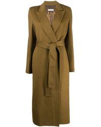 Rejina Pyo Ava Belted Coat - Multicolour