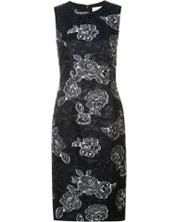 Prabal Gurung - Floral Sleeveless Dress - Lyst