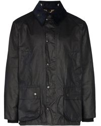 Barbour Bedale ワックスジャケット - ブルー