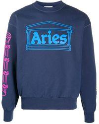 Aries - スウェットシャツ - Lyst