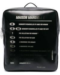 MM6 by Maison Martin Margiela Motorcross バックパック - ブラック