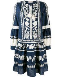Tory Burch Boho ドレス - ブルー