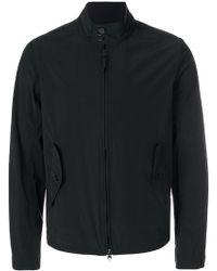 Aspesi - Zipped Jacket - Lyst