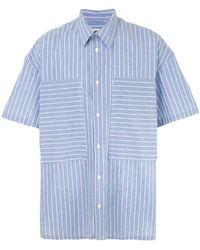 E. Tautz | Short-sleeved Lineman Shirt | Lyst