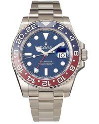 Rolex Наручные Часы Gmt-master Ii Pre-owned 40 Мм 2020-го Года - Многоцветный