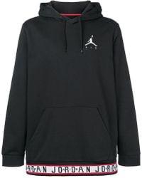 b8432bf98027d9 Lyst - Nike Jordan Zipped Hoodie in Gray for Men
