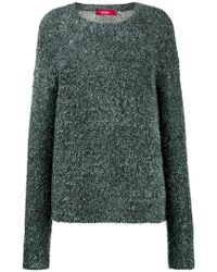 Sies Marjan - Courtney Tinsel-knit Sweater - Lyst