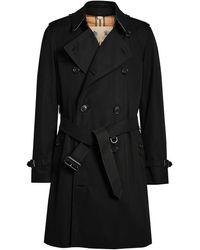 Burberry Trenchcoat - Zwart