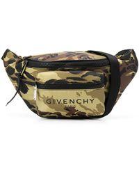 Givenchy Heuptas Met Camouflageprint - Groen