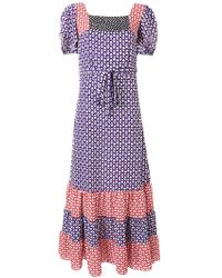 Duro Olowu - Vestito con stampa all-over - Lyst