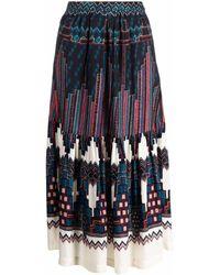 Ba&sh Maris スカート - ブルー