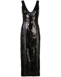 Galvan London - スパンコール ドレス - Lyst