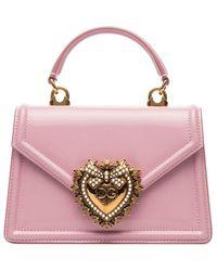 Dolce & Gabbana Devotion Kleine Tas - Roze