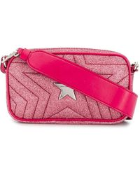 Stella McCartney Heuptas Met Glitter - Roze