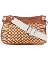 Sonia by Sonia Rykiel | Mesh Knit Shoulder Bag | Lyst