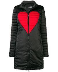 Love Moschino - Heart Padded Coat - Lyst
