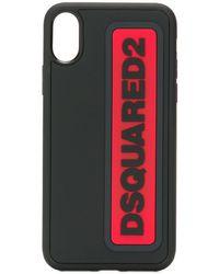 DSquared² - ロゴ Iphone X ケース - Lyst